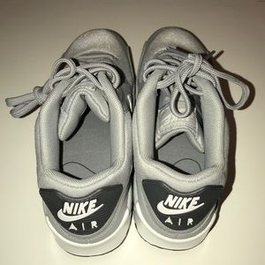 Nike Shoes - ✨SOLD✨Nike air max grey shoes NWOT